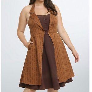 Doctor who dress torrid size 30